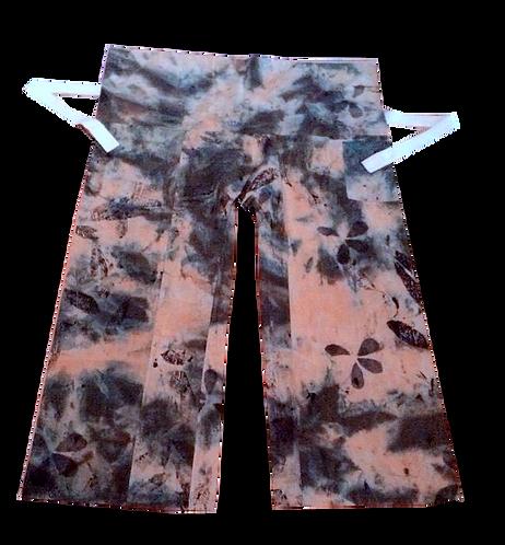 Organic Tye Dye Fisherman Pants