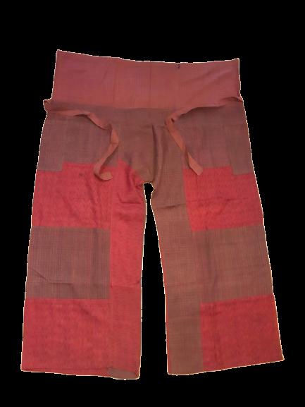 Mudmee (Old Silk) Thai Pants