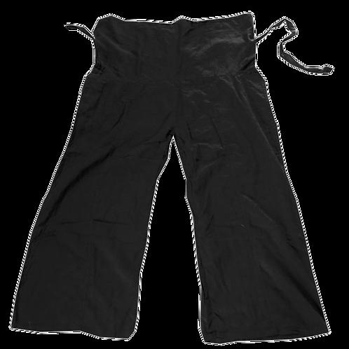 Tai Chi pants black