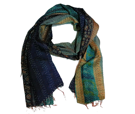 Reversible Handmade Scarves