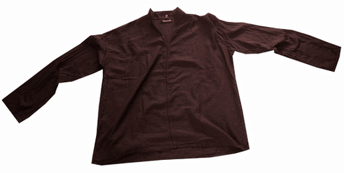 Fisherman's shirt brown