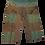 Thumbnail: Mudmee (Old Silk) Thai Pants
