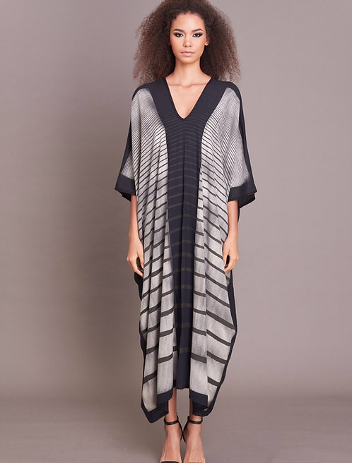 Stripes Caftan