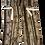 Thumbnail: Organic Tye Dye Fisherman Pants