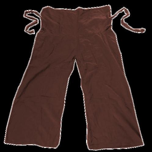 Tai Chi pants brown