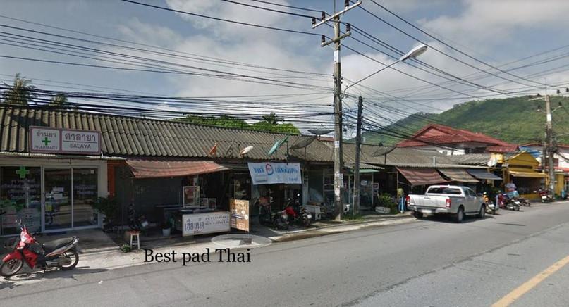Best pad thai in koh samui