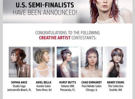 MODERN SALON: Goldwell Announces 2018 Color Zoom Challenge U.S. Semi-Finalists