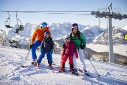 Kaiserwinkl, Skifahren, Fotograf Bergman