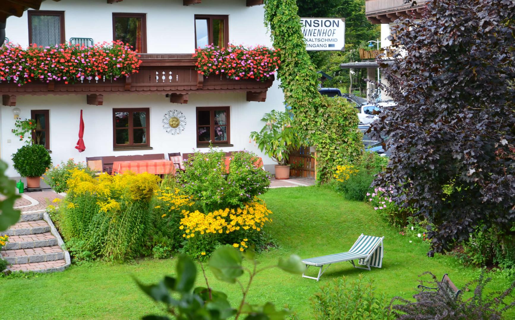 Garten Pension Sonnenhof