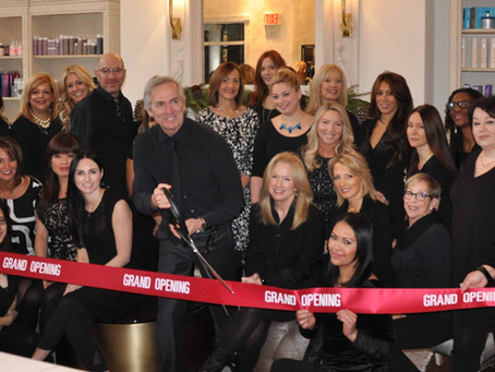 WINNETKA CHAMBER OF COMMERCE: Paul Rehder Salon Welcomed to Winnetka