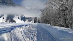 Winterurlaub im Kaiserwinkl