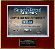 Marvin Arrington Jr