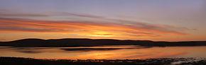 Hoy Sunset