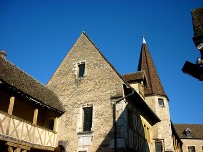 Palais ducal de Beaune- Photographie de E