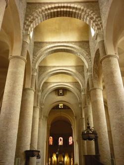 Saint-Philibert de Tournus - Photographie de