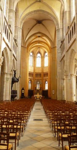 Cathédrale Saint-Bénigne de Dijon - Photographie de C Moreau pour Les Visites du Jeune Téméraire