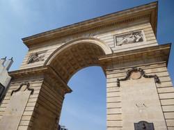 Porte Guillaume de Dijon - Photographie de E Moreau pour Les Visites du Jeune Téméraire