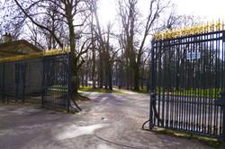 Parc de la Colombière Dijon - Photographie de E Moreau pour Les Visites du Jeune Téméraire