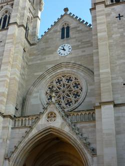 Cathédrale Saint Vincent Chalon-sur-Saône  - Photographie de E Moreau pour Les Visites du Jeune Témé