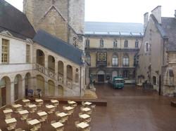 Palais des Ducs et des Etats de Bourogne Dijon - Photographie de E