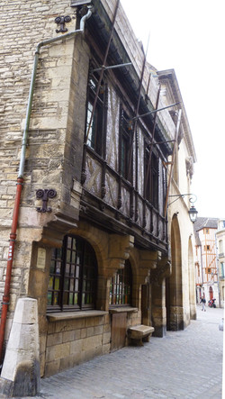 Maison Millière Dijon - Photographie de C