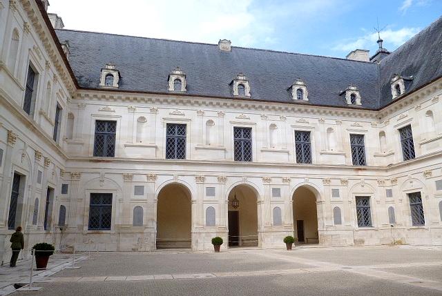 Château d'Ancy-le-Franc - Photographie de E