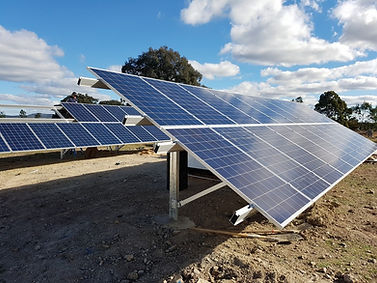 All Brisbane Electrical designs & installs solar off-grid systems