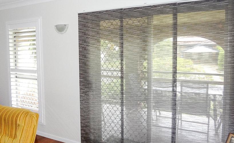 Interior panel glides in Brisbane northside location