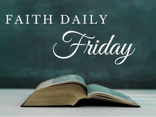 Faith Daily | 26 February 2021
