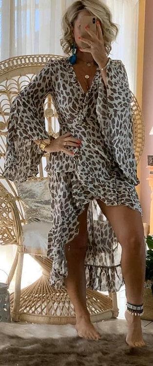 Delilah - Mocha Leopard