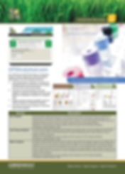 GTS Analytical Service Overview Brochure