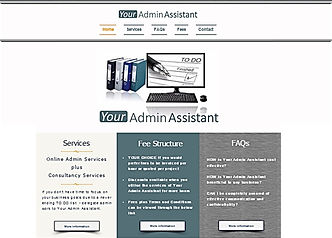 Your Admin Assistant