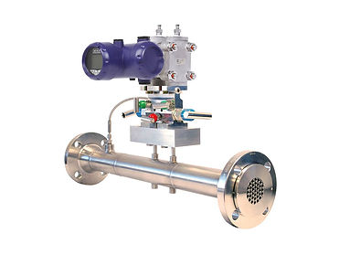 Flow meter controls & electronics