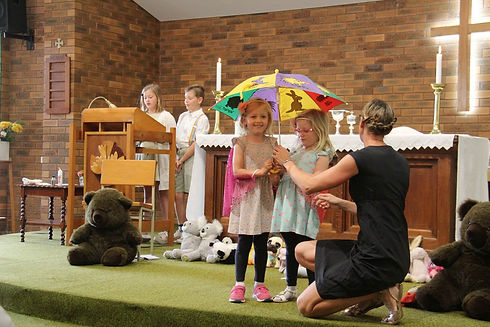 Kenmore Brookfield Anglican Church Parish | Young People & Families