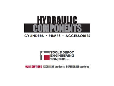 Hydraulics components catalogue