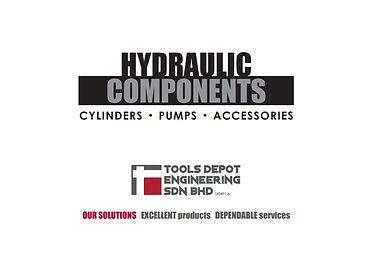 Hydraulics components catalogue