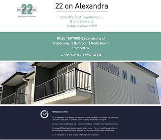 22 on Alexandra