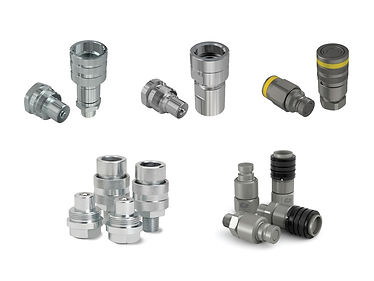 Hydraulics quick coupler series