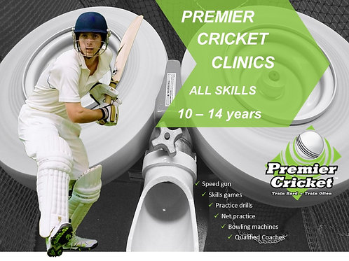 All Skills Program 10 - 14 years (11th, 12th & 13th January 2021)