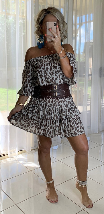 Molly - Mocha Leopard