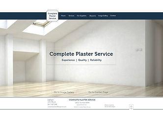 Complete Plaster Service
