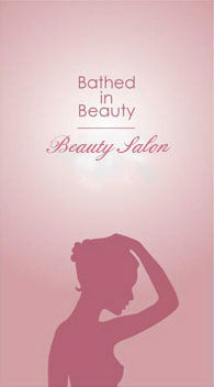 Logo for a beautician, beauty therapist and beauty salon at Moorooka