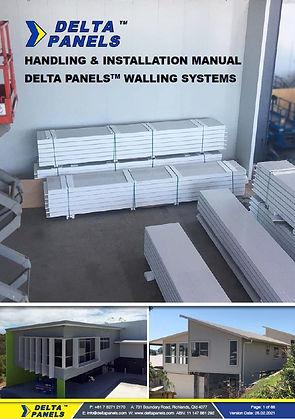 Handling&Installation Manual-Walls_V25.0