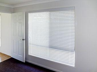 Venetian blinds in Brisbane northside location