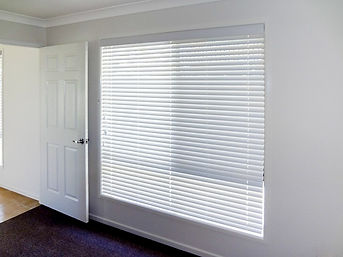 Venetian blinds in Brisbane northside location