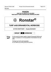 Bayer Ronstar Label.jpg