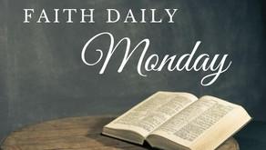 Faith Daily | 25 October 2021