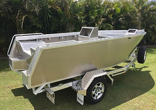 Aluminium boat & marine products