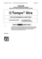 Bayer Tempo Xtra label.jpg