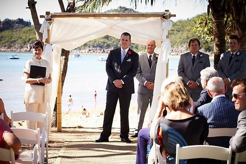 Magnetic Island / Townsville Region Wedding Celebrant